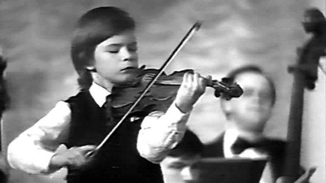 Kirill Troussov | Violinist | Media