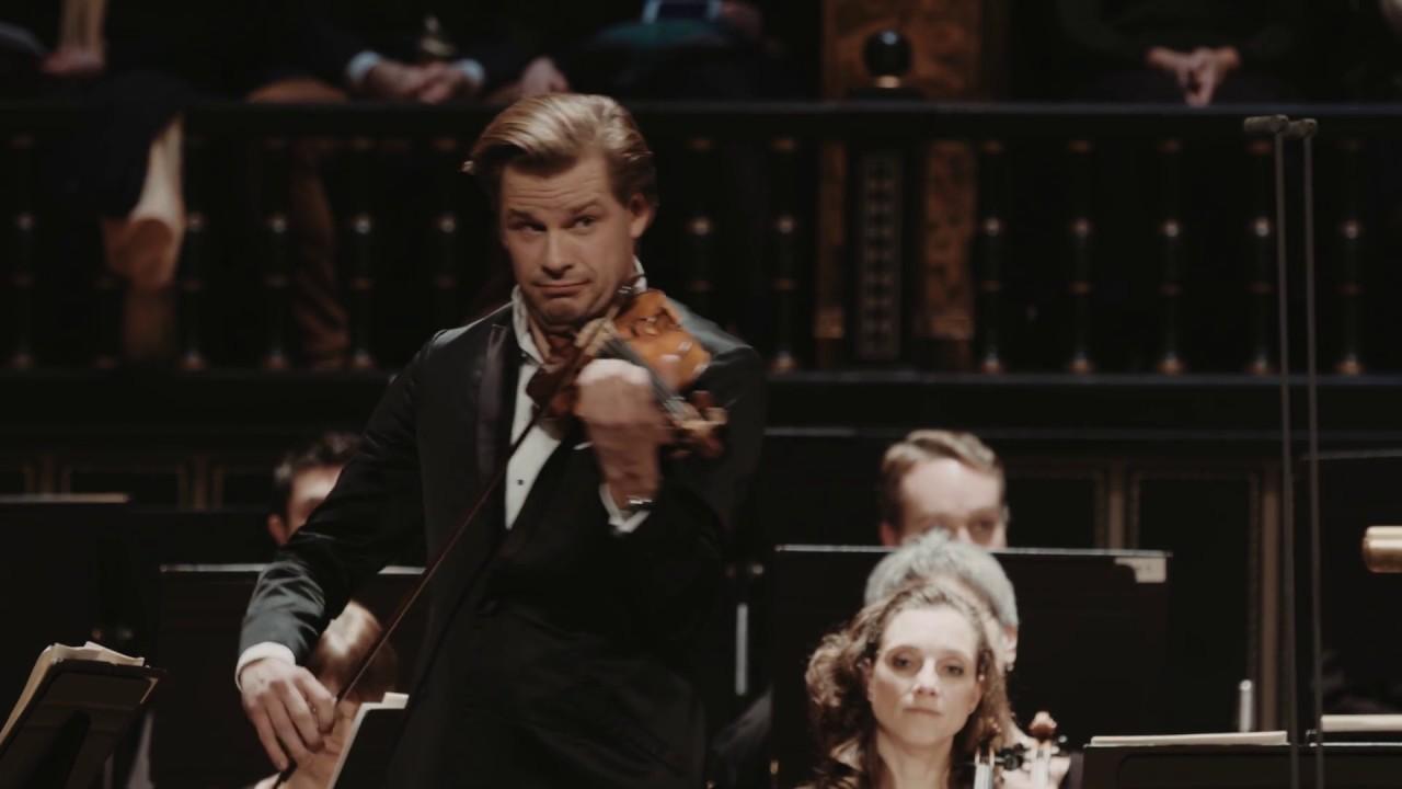 Kirill Troussov   Violinist   Media